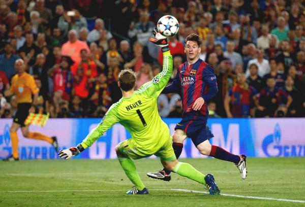 Barcelona - Bayern Munich C1 verdict: The peak of the war, Messi - Lewandowski financial comparison
