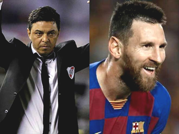 Barca find a replacement Setien: Messi