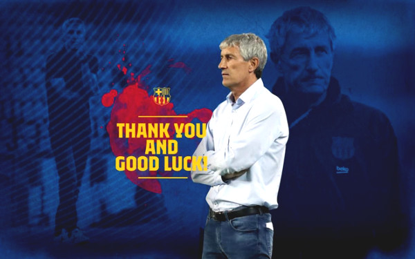 "Latest news Barca emergency meeting: Officially fired Setien, decided the fate of ""big boss"""