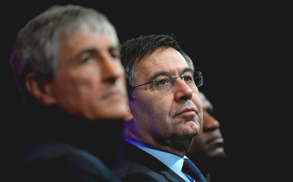 Latest News Barca emergency meeting: Official fired Setien disposition fate