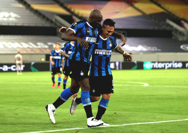 Europa League Result Inter Milan - Shakhtar Donetsk: Great banquet with 5 goals, Lukaku glowed
