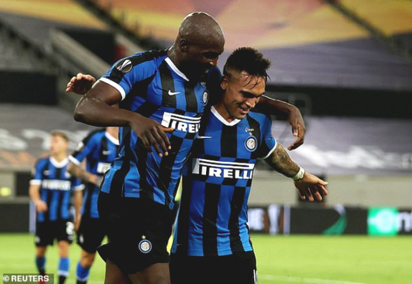2 his pride in Europa League final: Inter challenge
