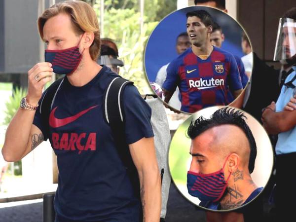 Barca squad was torn by Europe: MU to buy 4 stars, Ajax shockingly buys to Suarez