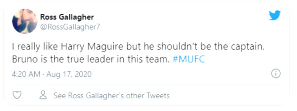 Maguire statistics reveal the world number 1: Fan MU still processing