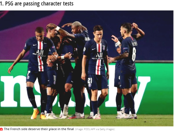PSG Cup final victory in C1: French newspaper gloating celebrate historic period