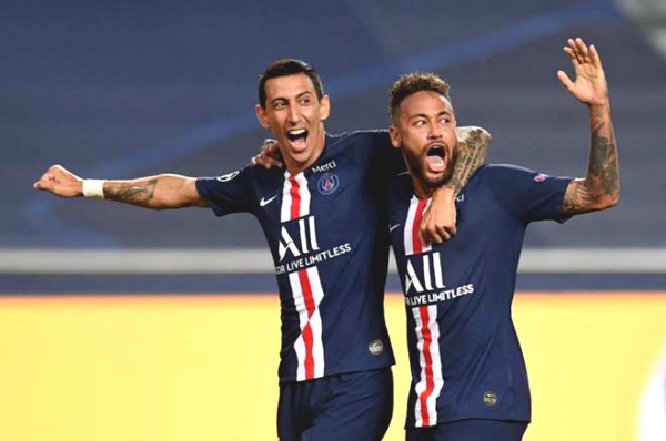 C1 Cup football results, Leipzig - PSG: Bachelor party attacks, the final golden ticket