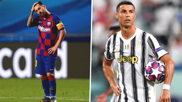 """Messi - Ronaldo is no longer """"supreme"""" at C1 cup, signs of expiry"""
