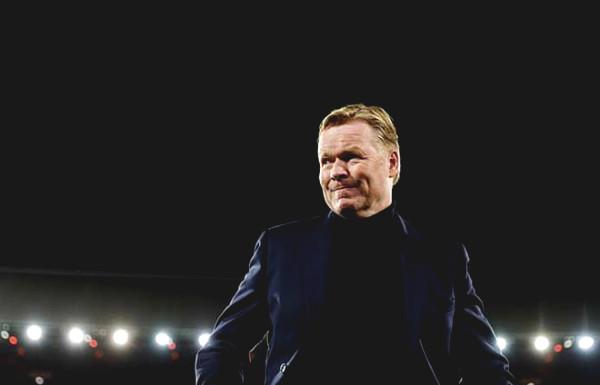 Coach Koeman is going to lead Barca, surprisingly picked Liverpool's star to support Messi