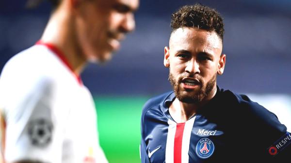 PSG won at C1 Cup: Neymar - Mbappe celebrated provoking Leipzig