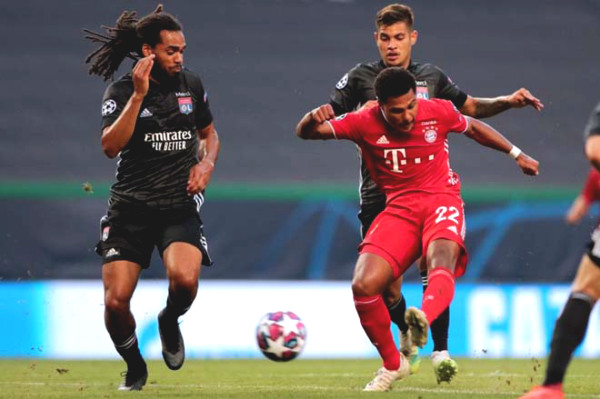 C1 Cup football result, Lyon - Bayern Munich: a double star, the final peak