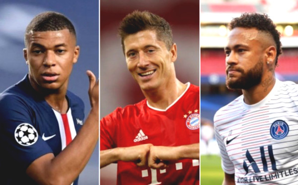 Lewandowski astonishing 15 goals at C1 Cup, Mbappe is like an alien