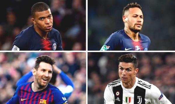 Super transfer news Messi - Ronaldo to PSG: No joke?