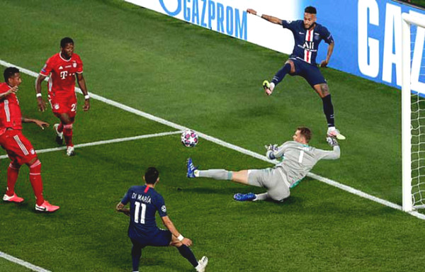 PSG - Bayern Munich football result: breaking deciding goal, acclamation record (Champions League final)