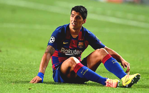 "Shocked with how Barca ""fired"" Suarez, 3 stars must also go"