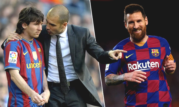 """Shocking """"super blockbuster"""" Messi, Man City is under negotiations of the deal of the century"""
