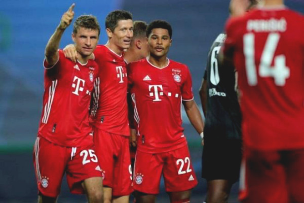 Bayern is the champion of C1 Cup: The rich PSG, Man City spent 2 billions Euros nonsense