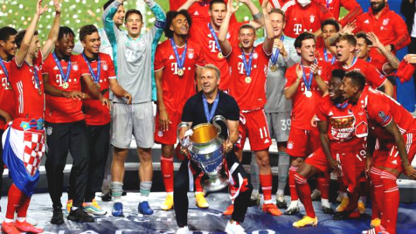 Bayern Munich brilliant triple champions: Dreaming of dominating Europe like Real - Zidane