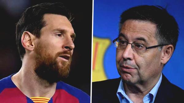 Messi Barca shock threatened to sue, why president Bartomeu