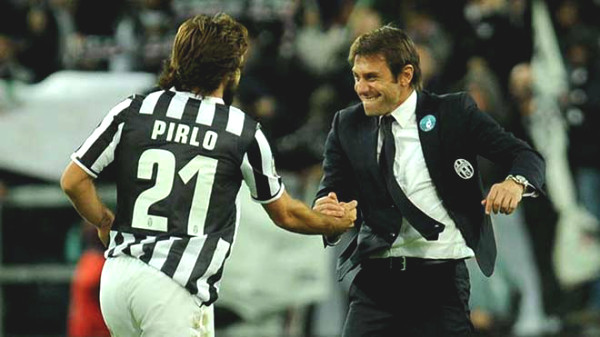 Hot football news 26/8: Pirlo learnt from Conte to lead Juventus