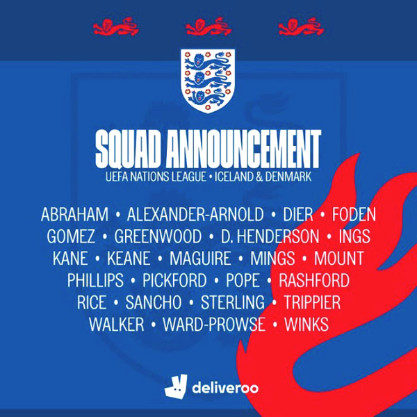 England summoned: Maguire was