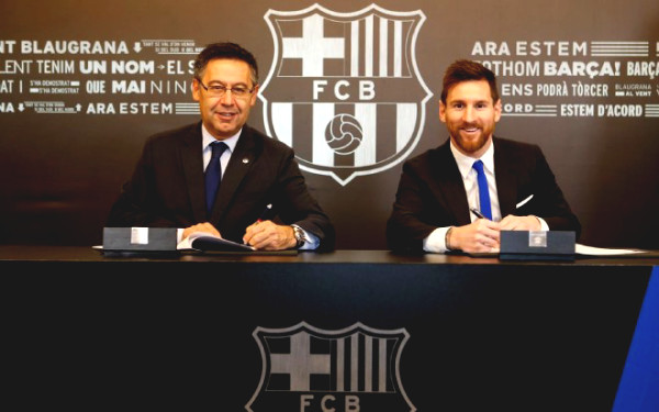 Startled Man City: It may lose € 700 millions if purchasing Messi but cannot use