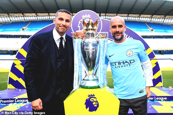Chairman of Manchester City is ready to say goodbye to Pep - Aguero, surprised fans