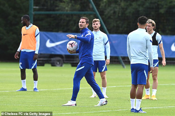 Chelsea is miserable because of Covid-19: 4 stars are infected, what a headache for Lampard