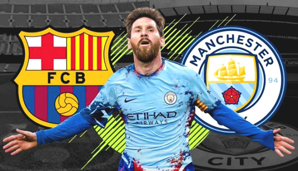 "Man City is discussing with Messi: ""blockbuster"" of 200 million euros, PSG quit"