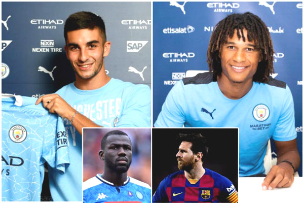 Hot Premiership 2020/21 - can Man City reclaim the throne after buying Messi?