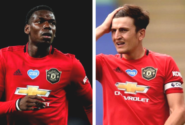 MU is chaotic because of Pogba, Maguire: disastrous start, disastrous finish