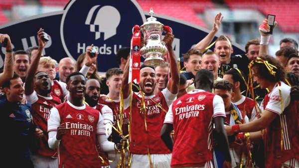 "Hot 2020/21 Premiership - Arsenal: Ambition to become ""dragon"" thanks to the Samba"