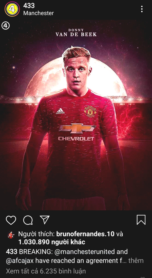 """MU learnt from Chelsea to spend big money on transfer: There will be 2 Brazilian """"blockbusters"""" after Van de Beek?"""