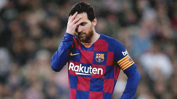 "Shocking how Barca ""boss"" can sit in prison because of Messi: What is the cause?"