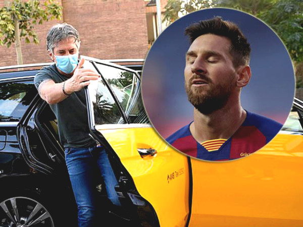 HOT: Messi's Dad and Barca could not agree with each other, negotiation went into deadlock