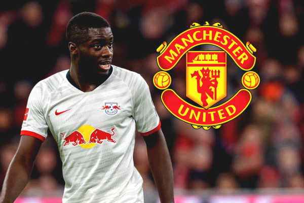 """MU was hunting for the """"steel shield"""" Upamecano: Received """"lightning strike"""" news just because of Chelsea"""