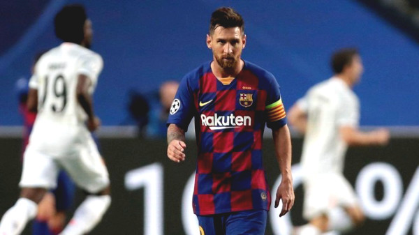 "Barca suddenly wanted to sell Messi at a very ""cheap"" price, a conspiracy to remove his captain band if he stays"