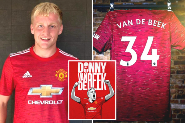 Hot 4/9 football news: Van De Beek challenges Premier League