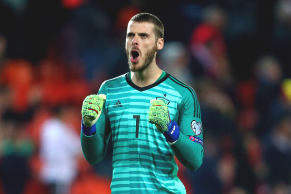 "Awesome De Gea: 7 brilliant saves, ""German tank"" had to be frustrated"
