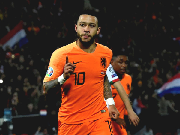 "Netherlands, Italy competes for No. 1 of Nations League: Depay & ""European Golden Shoe"""