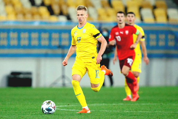 Result of Ukraine - Switzerland match