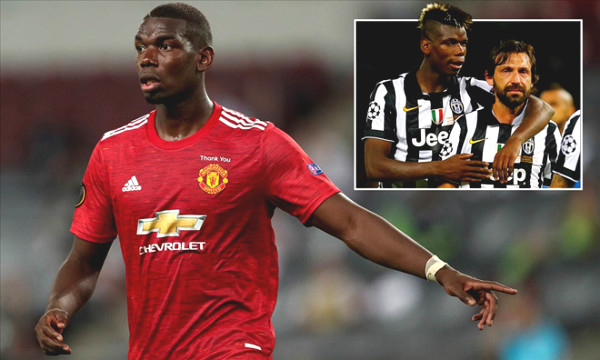 HOT: Pogba postponed extension with Manchester United, Juventus is about to take advantage