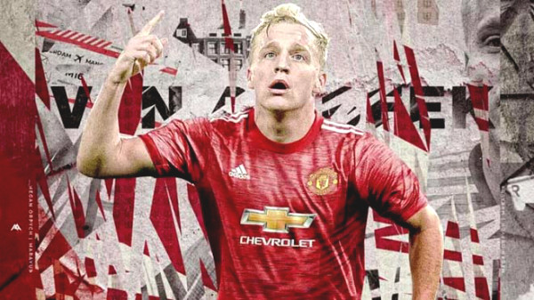 """Football how news 7/9: """"MU purchased Van de Beek because of the pressure of the fans"""""""