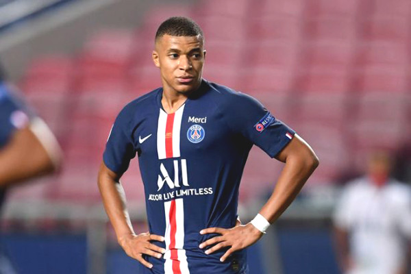 Mbappe is infected with Covid-19, PSG denounced France team to hide shocking secret