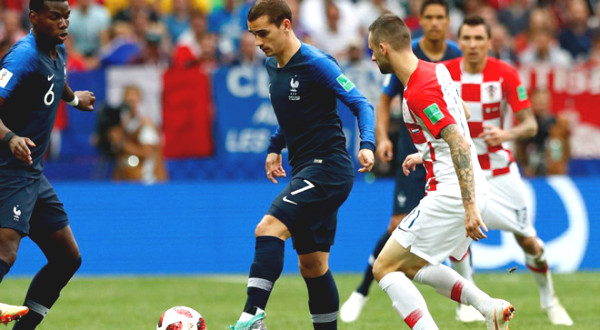 France play against Croatia recreating the 2018 World Cup final, Ronaldo is back at the Nations League