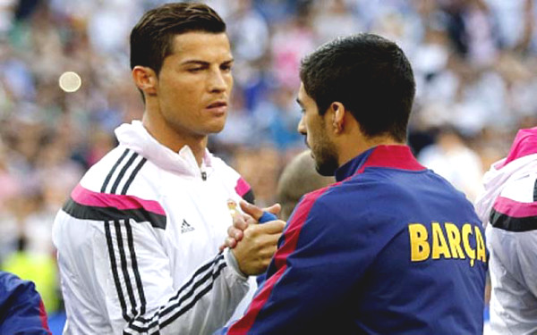 Juventus prepares to welcome Luis Suarez: is Ronaldo trembling?