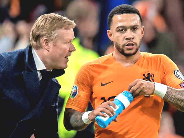 Hot transfer news 10/9: Depay accepted to Barca