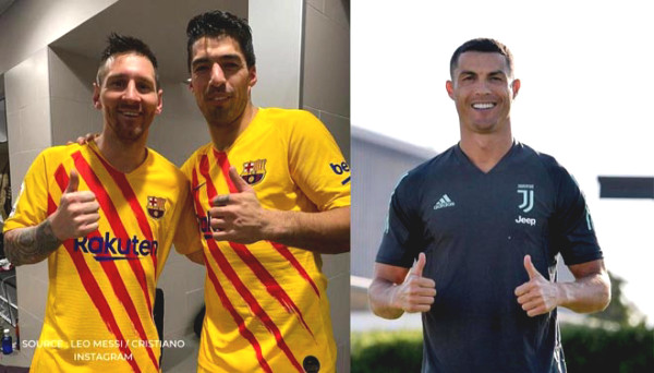 Juventus bought Suarez from Barcelona: Revealing the date superstar goes to Italia to support Ronaldo
