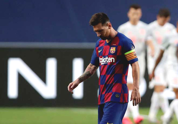 La Liga 2020/21 is attractive: Barca after 2-8 disaster is a spectacular revival with Messi?