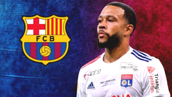 SAO former MU, Depay put a foot to Barca: Messi will be assistant