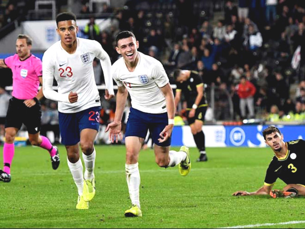 Greenwood - Foden expelled from England: Scandal worse Ferdinand & Lampard?